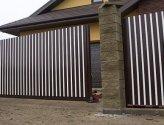 Как собственноручно собрать ворота из алюминиевого профиля?