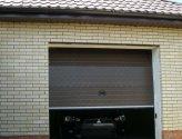 Как самостоятельно смонтировать секционные ворота для гаража?