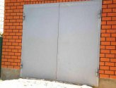 Распашные утепленные ворота — надежная защита для вашего помещения