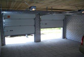 Конструкция секционных ворот. В чем ее особенность?