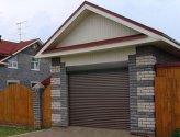 Рулонные ворота для гаража – выбор влюбленных в надежность