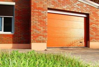 Механические рулонные ворота: устройство и монтаж