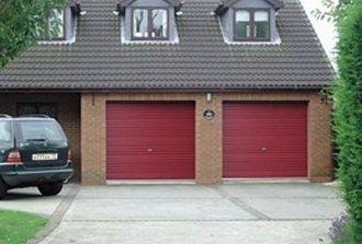Рольставни на гараж – установка своими руками