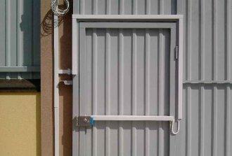 Как самостоятельно произвести установку электромеханического замка для калитки?