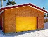 Гаражные ворота для частного дома