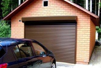 Рольворота для гаража: характеристики, преимущества и рекомендации по монтажу