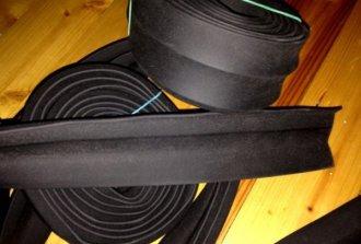 Покупные и самодельные резиновые уплотнители для ворот: что лучше?