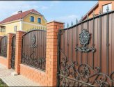 Металлические ворота. Основные особенности и характеристики
