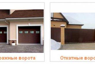Автоматические ворота и воротные системы от компании «Хорошие Двери»