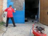 Как правильно выполнить покраску гаражных ворот