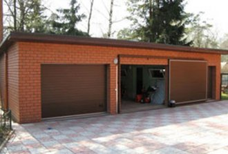 Как рассчитать высоту ворот будущего гаража?