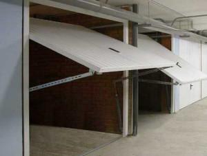 Подъемные ворота для гаража